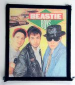 Beastie Boys - 'Group Licensed to Ill' Printed Patch